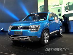 Volkswagen Taigun Concept debuta en Brasil