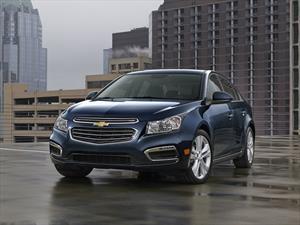 Llegó a Colombia el nuevo Chevrolet Cruze 2016 desde $58.230.000