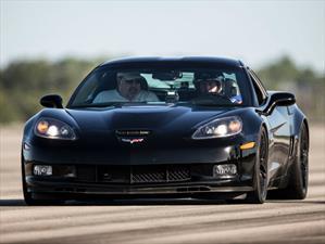 Genovation GXE Corvette registra nuevo récord de velocidad para un auto eléctrico