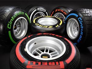 Pirelli da la lista de llantas que se utilizarán en el Campeonato Mundial de F1