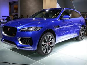 Jaguar F-Pace, se presenta el primer SUV de la marca