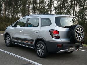Chevrolet Spin Activ, aventura familiar