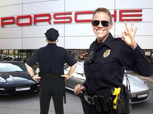 Policía de los Hamptons estrena 10 autos de lujo para pasar desapercibidos