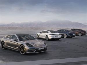 Porsche Panamera V6 y Executive 2017 entran a escena