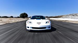 Chevrolet Corvette ZR1 2012 a prueba