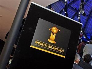 Los finalistas al World Car of the Year 2017