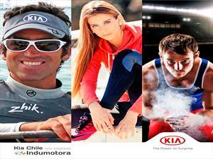 Juegos Odesur 2014: Team de deportistas apoyados por Kia representan a Chile