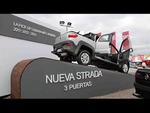 FIAT entregará una Strada Working Cabina Simple en AgroActiva 2014
