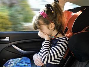Así evitarás marearte en un automóvil