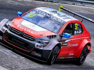 WTCC: Pechito López es el dueño de Nürburgring