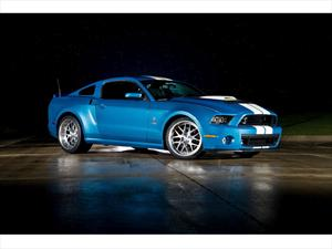Ford Shelby GT500 Cobra 2013 con 850 caballos