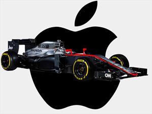 Apple quiere los derechos de la Fórmula 1