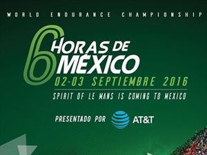 Las 6 Horas de México del WEC se llevarán a cabo en septiembre