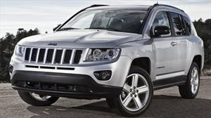 Jeep Compass obtiene 2 estrellas en la Euro NCAP