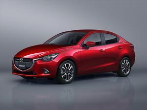 Mazda2 sedán 2016 se presenta