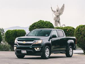Manejamos la Chevrolet Colorado 2016