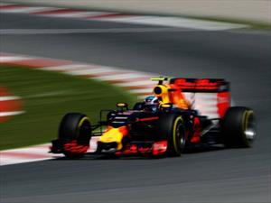 F1:Max Verstappen hace historia en España