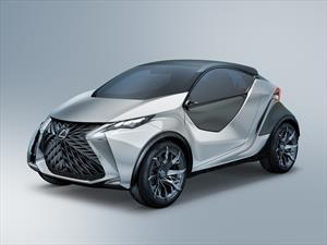 Lexus LF-SA Concept ¿será el futuro modelo de la marca?