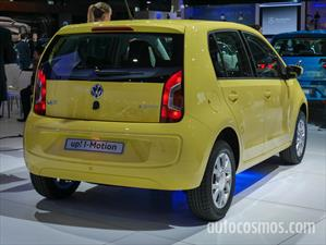 Lanzamiento Volkswagen up! i-Motion