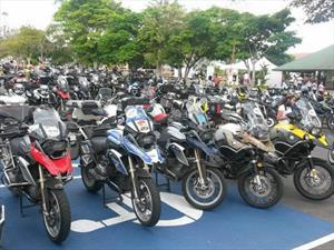 Quinto Encuentro BMW Motorrad Riders 2015: ¡Rotundo éxito!