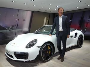 Platicamos con Michael Mauer, Jefe de Diseño de Porsche