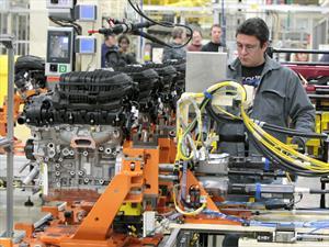 FCA alcanza 5 millones de motores V6 Pentastar producidos