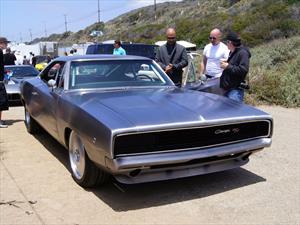 Maximus Charger, el auto de Vin Diesel en Rápidos y Furiosos 7 con 2,000 hp