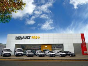 Renault Pro PLUS: La nueva Red de locales debuta en Chile
