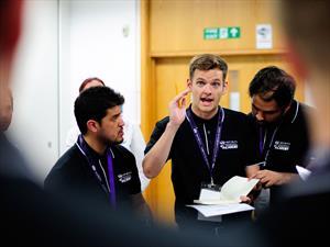 Ganador del Infiniti Engineering Academy participa en Le Mans