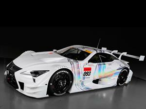 Lexus LC 500 Super GT500: teléfono para Godzilla