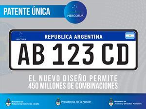 Se acerca la nueva Patente del Mercosur