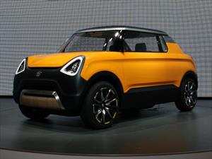 Suzuki Mighty Deck, un Kei Car todo terreno