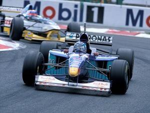 Hace 20 años Fontana debutaba en la Fórmula 1