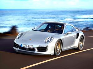Porsche 911 Turbo y 911 Turbo S 2013