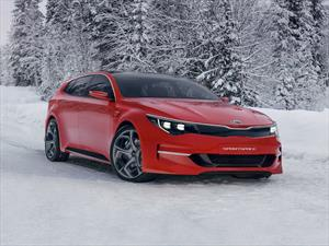 Kia SPORTSPACE Concept, anticipa al futuro Optima