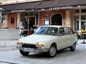 El Citroën GS cumple 45 años