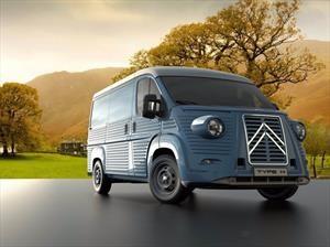 El Citroën Serie H vuelve a la vida 70 años después