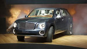 Bentley EXP 9 F debuta en el Salón de Ginebra