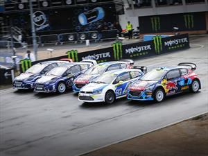 Argentina recibirá al Rallycross en Noviembre