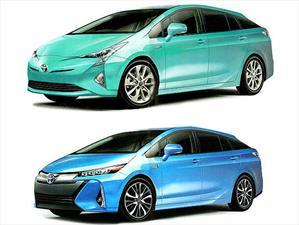 ¿Esta es la próxima generación del Toyota Prius?