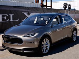 Tesla Model X, este es el primer SUV de la marca