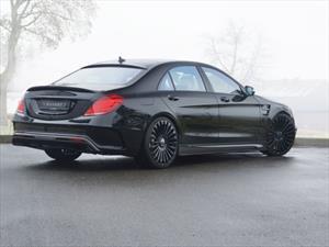 Mercedes-Benz S 63 AMG por Mansory ¿te alcanzan 1.000 CV?