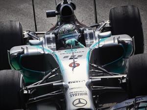 F1 GP de Brasil Clasificación: Pole para Rosberg y Mercedes