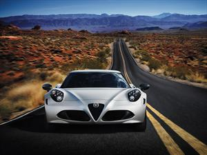 Alfa Romeo 4C con edición Launch Edition