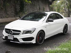 Mercedes-Benz lanza los nuevos A 45 AMG y CLA 45 AMG