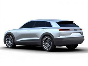 Audi C-BEV Concept, anticipando al futuro Q6