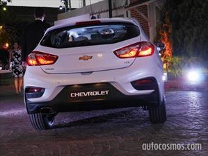 El nuevo Chevrolet Cruze 5 puertas se lanza en Argentina