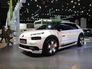 Citroën C4 Cactus Airflow 2L, pretende un rendimiento de 50 km/l