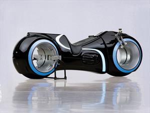 Subastan la moto de la película Tron