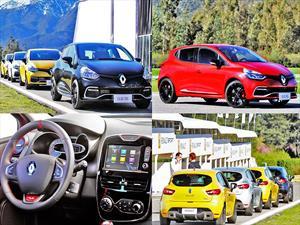 Renault Clio RS 2015: Estreno oficial en Chile. Bestia deportiva en tamaño compacto